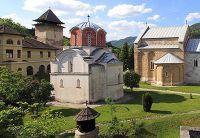 Manastir Studenica, Žiča, Vrnjačka Banja i manastir Ljubostinja