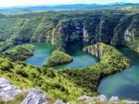 Mokra Gora, Zlatibor i Uvac